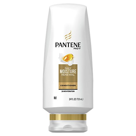 Pantene Pro V Conditioner Silkening Daily Moisture Renewal - 24 Fl. Oz.