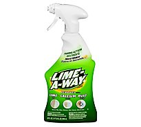 Lime-A-Way Cleaner Turbo Foam Lime Calcium Rust - 22 Fl. Oz.