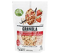 Open Nature Granola Strawberry Vanilla Splendor - 12 Oz