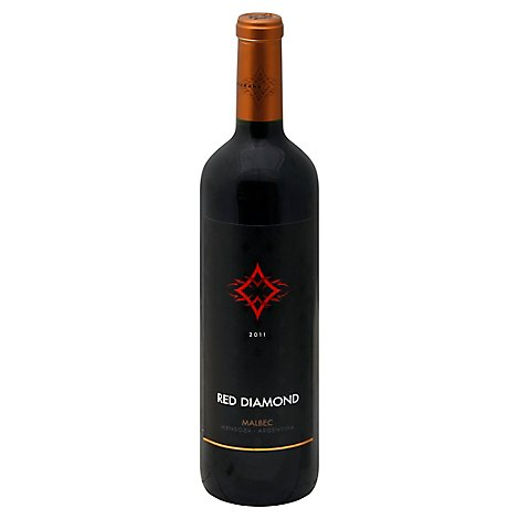 Red Diamond Wine Malbec - 750 Ml