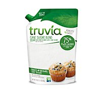 Truvia Natural Sweetener With Sugar Baking Blend - 24 Oz