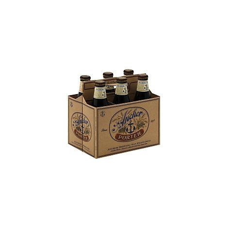 Anchor Steam Porter Bottles - 6-12 Fl. Oz.