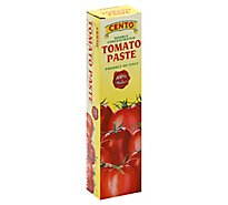 CENTO Tomato Paste Double Concentrated - 4.56 Oz