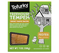 Tofurky Smoky Maple Bacon Tempeh Prepacked - 7 Oz