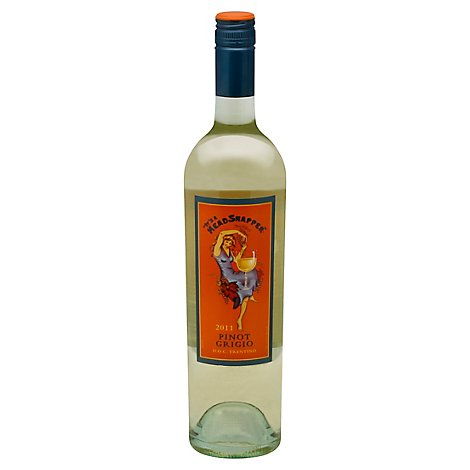 Its a HeadSnapper Wine Pinot Grigio - 750 Ml