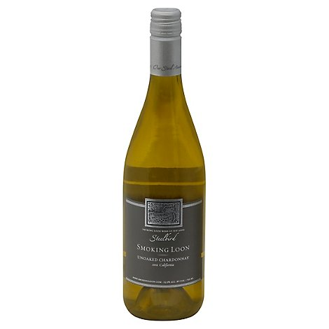 Smoking Loon Steelbird Chardonnay Wine - 750 Ml