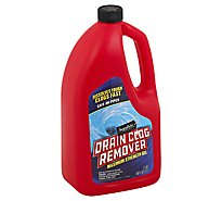 Signature SELECT Drain Clog Remover Maximum Strength Gel - 80 Fl. Oz.