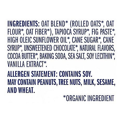 CLIF Kid ZBar Organic Chocolate Chip - 6-1.27 Oz