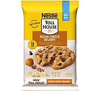 Toll House Cookie Dough Ultimates Pecan Turtle Delight - 16 Oz
