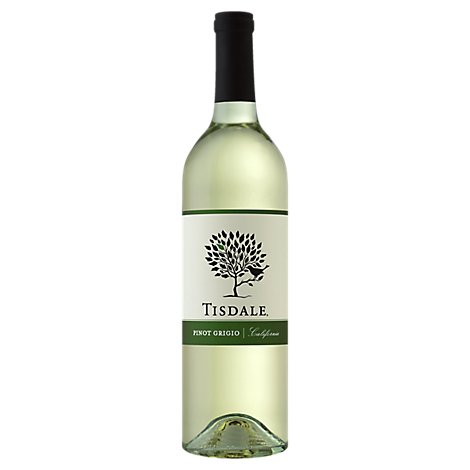 Tisdale Vineyards Pinot Grigio White Wine - 750 Ml