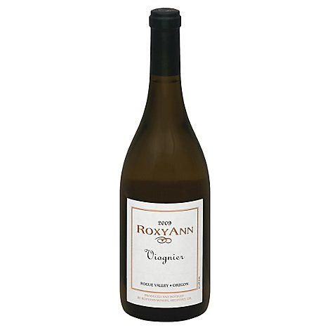 RoxyAnn Viognier Wine - 750 Ml
