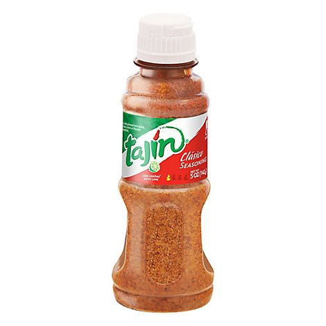 Tajin Seasoning With Lime Clasico - 5 Oz