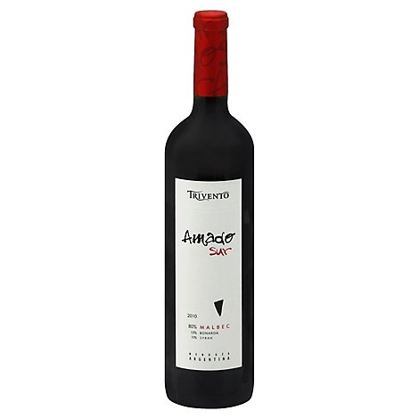 Trivento Amado Sur Wine Red Blend - 750 Ml