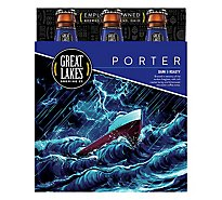 Great Lakes Brewing Co. Beer Year-Round Edmund Fitzgerald Porter Bottles - 6-12 Fl. Oz.
