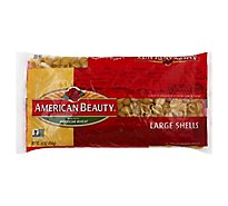 American Beauty Pasta Shells Large - 16 Oz