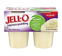 Jell-O Pudding Snacks Sugar Based Tapioca - 15.5 Oz