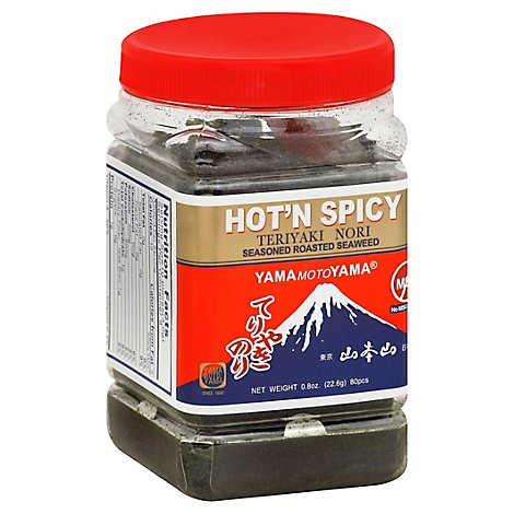 Yama Moto Yama Specialty Food Teriyaki Nori Hot - .8 Oz
