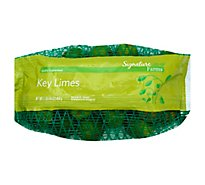 Signature Farms Key Limes Prepacked Bag - 16 Oz