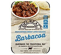 Del Real Beef Barbacoa - 16 Oz