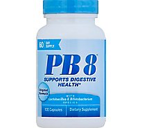 Nutrition Now PB8 Probiotic - 120 Count