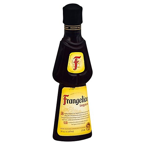 Frangelico Liqueur Hazelnut Flavor 40 Proof - 375 Ml