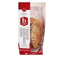La Brea Bakery Bread Loaf Toasted Sunflower Honey - 16 Oz