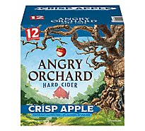 Angry Orchard Hard Cider Crisp Apple Bottles - 12-12 Fl. Oz.