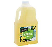 Signature SELECT Oil Canola 100% Pure - 64 Fl. Oz.