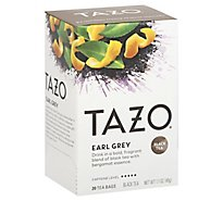 TAZO Tea Bags Black Tea Earl Grey - 20 Count