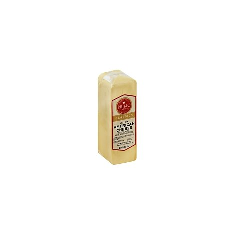 Primo Taglio Yellow American Cheese - 0.5 Lb