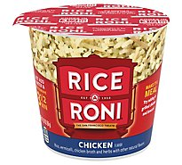 Rice-A-Roni Rice Chicken Flavor Cup - 1.9 Oz