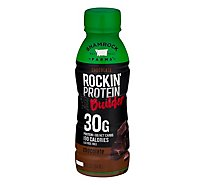 Shamrock Farms Rockin Protein Shake Builder Chocolate - 12 Fl. Oz.