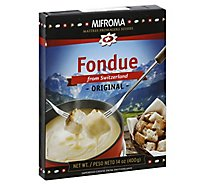 Mifroma Cheese Original Fondue - 14 Oz