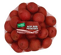 Signature Farms Potatoes Red Baby Mini - 1.5 Lb