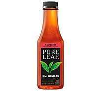 Pure Leaf Tea Brewed Raspberry - 18.5 Fl. Oz.