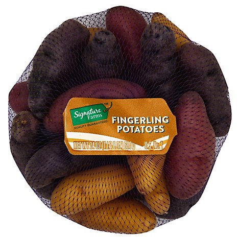 Signature Farms Potatoes Baby Fingerling - 1.5 Lb