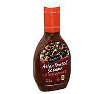 Signature SELECT Dressing & Marinade Asian Toasted Sesame - 16 Fl. Oz.