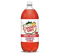 Canada Dry Ginger Ale Diet Cranberry - 2 Liter