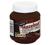Signature SELECT Chocolate Flavored Spread Hazelnut - 13 Oz