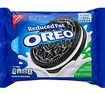OREO Cookies Sandwich Chocolate Reduced Fat - 14.3 Oz