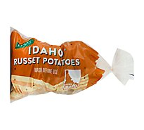 Signature Farms Potatoes Russet Idaho - 10 Lb