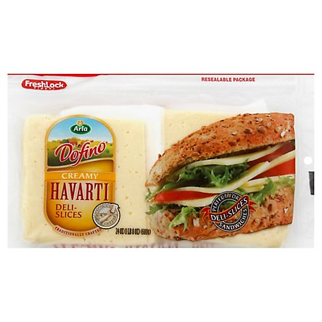 Dofino Cheese Havarti Creamy Value Pack - 24 Oz