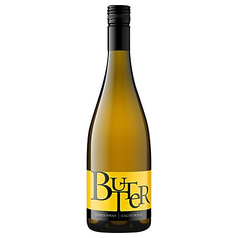 Butter Wine Chardonnay - 750 Ml