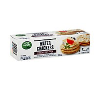 Open Nature Crackers Water Cracked Black Pepper - 4.4 Oz