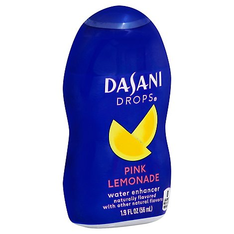 Dasani Drops Water Enhancer Pink Lemonade - 1.9 Fl. Oz.