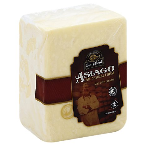 Boars Head Asiago Cheese Cubes - 0.50 LB