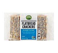 Open Nature Crackers Flatbread Everything - 10 Oz