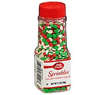 Betty Crocker Decorating Decors Holiday Sequins - 1.34 Oz
