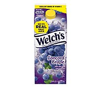 Welchs Juice Concord Grape Cocktail Chilled - 59 Fl. Oz.