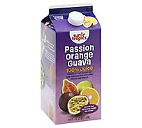 Sun Tropics Passion Orange Guava Chilled - 64 Fl. Oz.